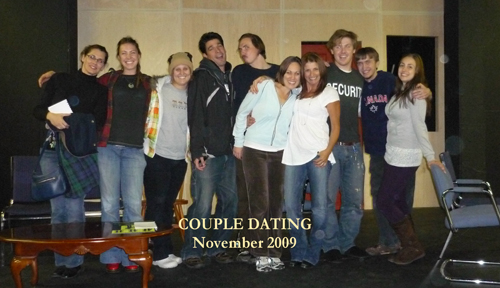 "Local Playwright presents ""Couple Dating"" at 2nd Street Theater"