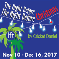 The Night Before The Night Before Christmas makes California Debut